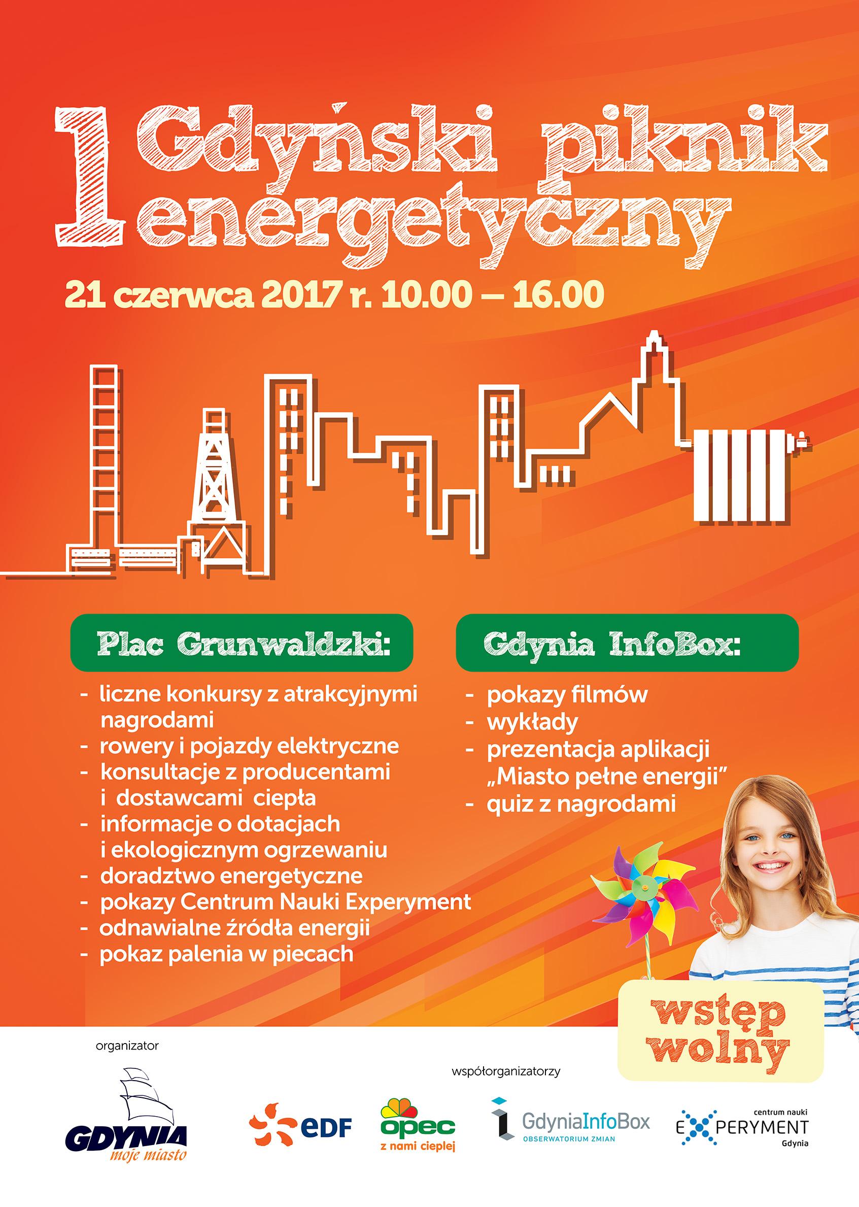 """""""Gdyński piknik energetyczny""""."""